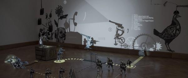Fred Penelle & Legoman: Mécaniques discursives