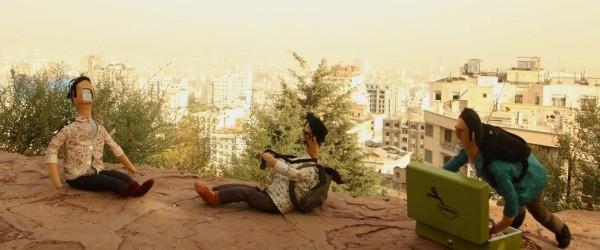 Telepuppet.tv - Ali Momeni & Nima Dehghani