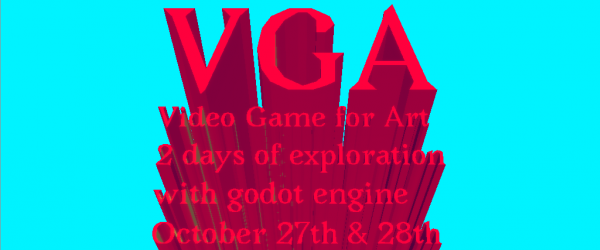 Video Game for Art