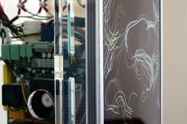 SwarmDots, LAb[au], 2009