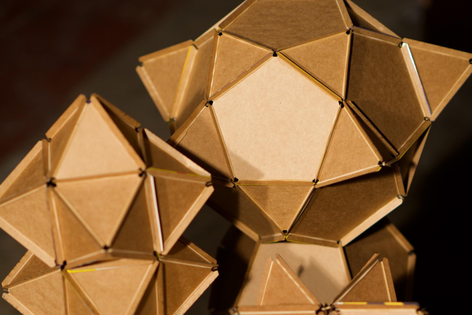 Polyhedra - Floris Vanhoof