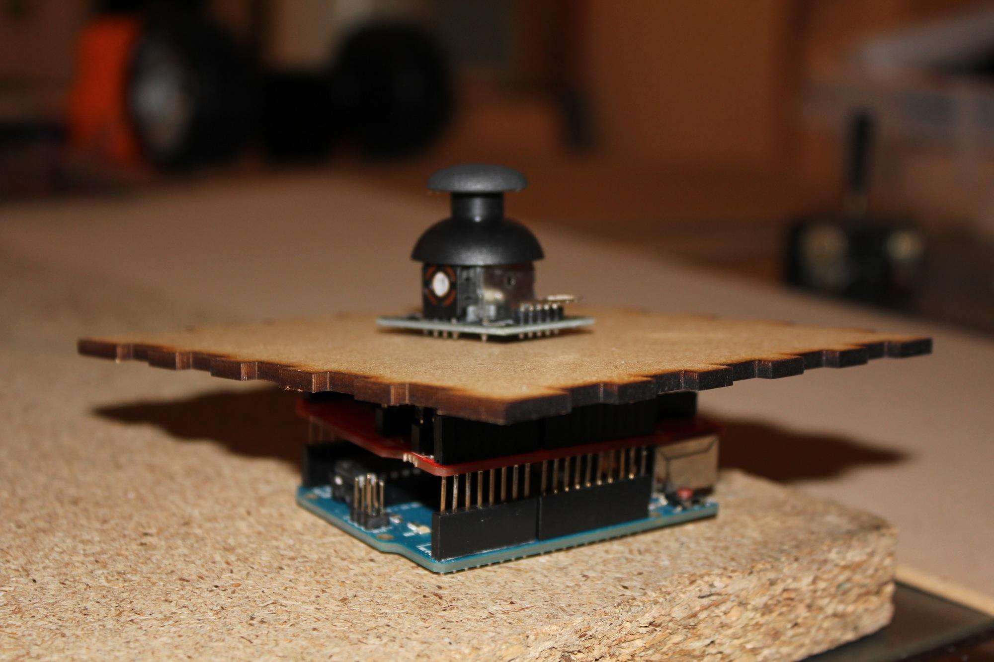 Arduino installé